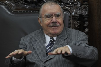 José Sarney (Foto: Agência Brasil)