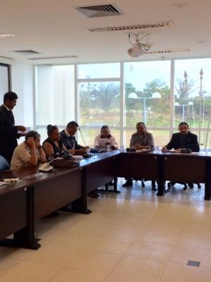 Reunião da Frente Parlamentar de Segurança Pública e Privada