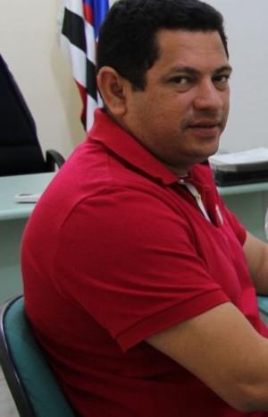 Magno Amorim, prefeito de Itapecuru