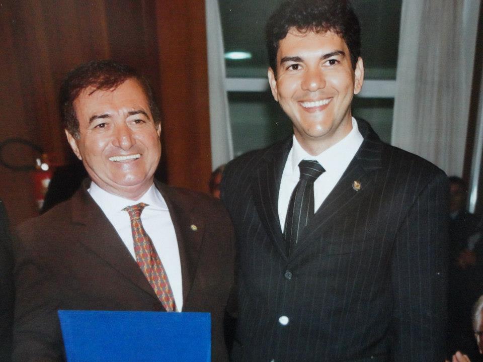 Carlos e Eduardo Braide, ambos pai e filho, são citados em depoimento na Polícia Federal.