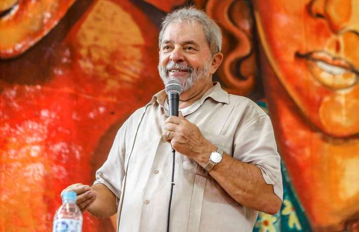 Lula, ex-presidente.