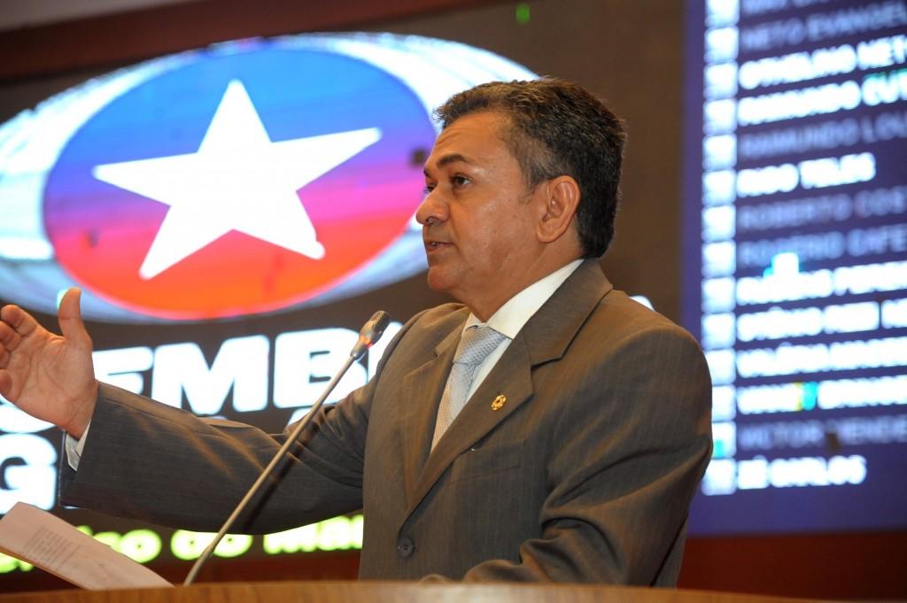 Antônio Pereira luta pelos municípios da Região Tocantina.