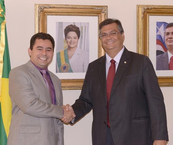 Reunião com prefeito Barra do Corda