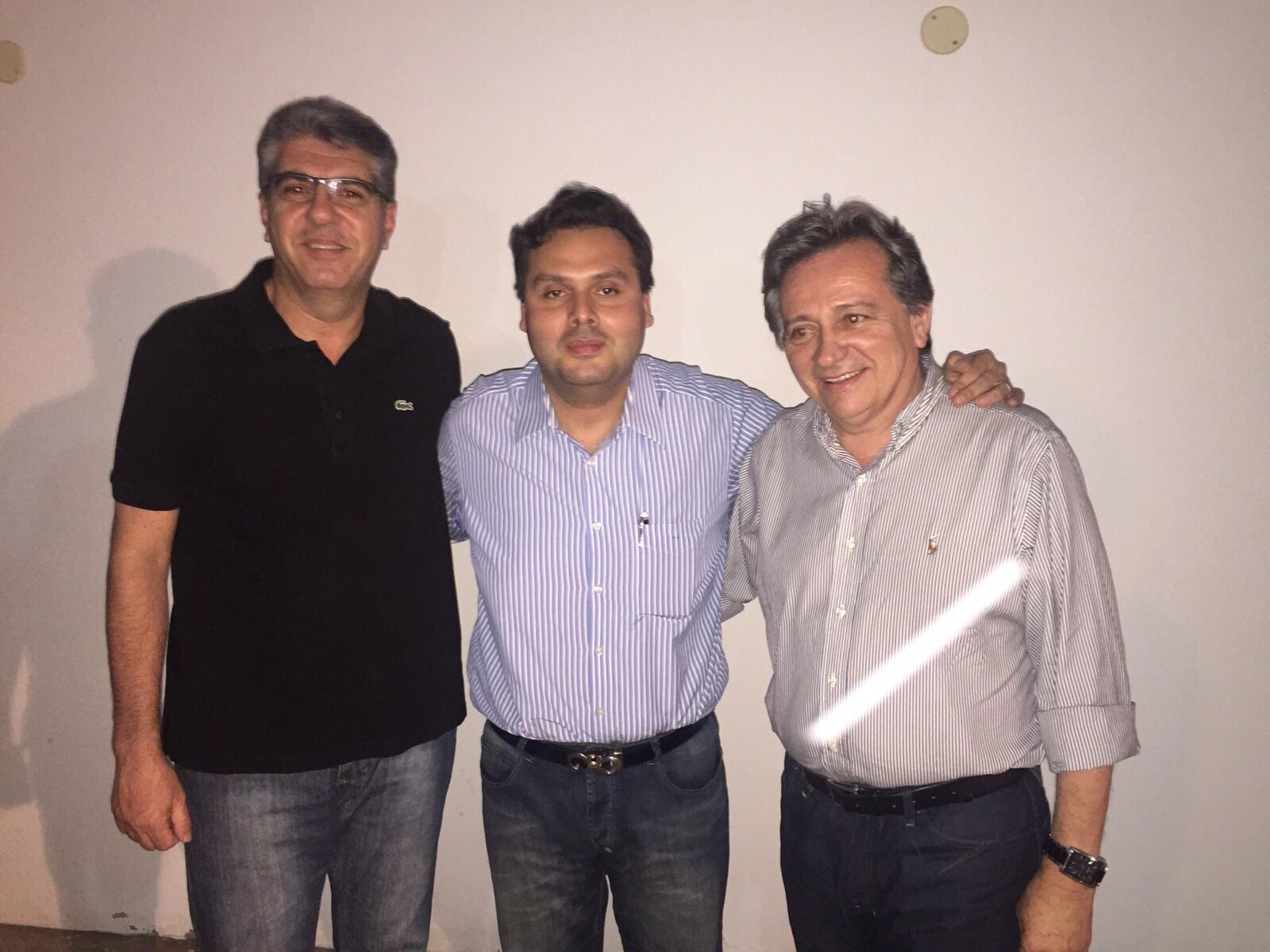 Filemom superintendente de Desenvolvimento Agrário do Piauí, Jorge Arturo Luis Coelho.