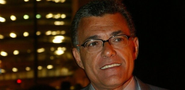 Fernando Sarney, filho de José Sarney: suspeito de evasão de divisas, formação de quadrilha e fraude em licitação