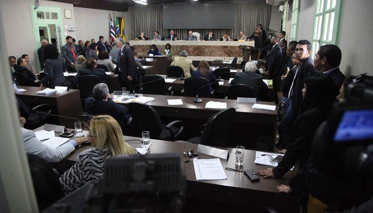 Câmara de Vereadores de São Luís.