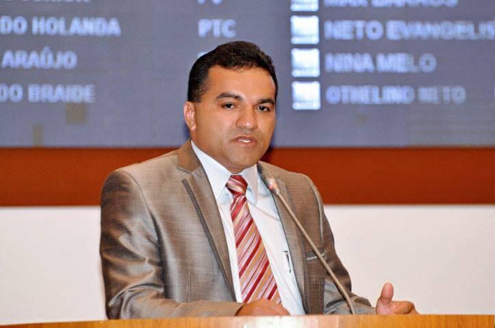 Deputado Josimar de Maranhãozinho.