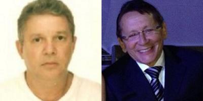 Proprietários do ICN, Péricles Filho e Benedito Carvalho.