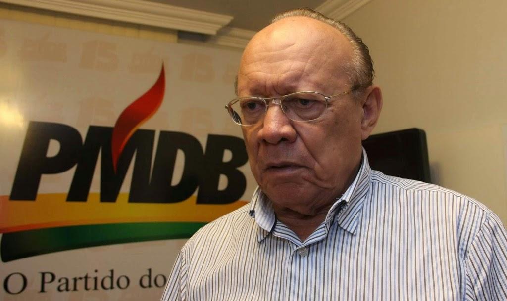Senador João Alberto.
