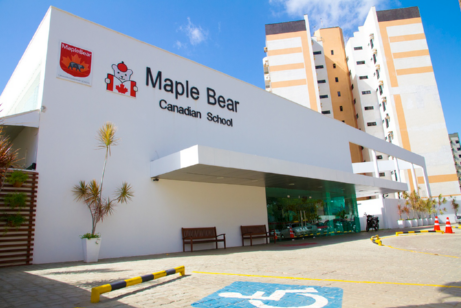Escola Maple Bear.