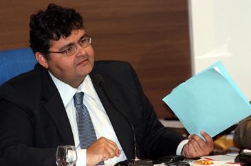 Presidente da OAB MA, Mário Macieira