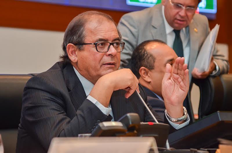 Presidente da Assembleia Legislativa do Maranhão, Humberto Coutinho.