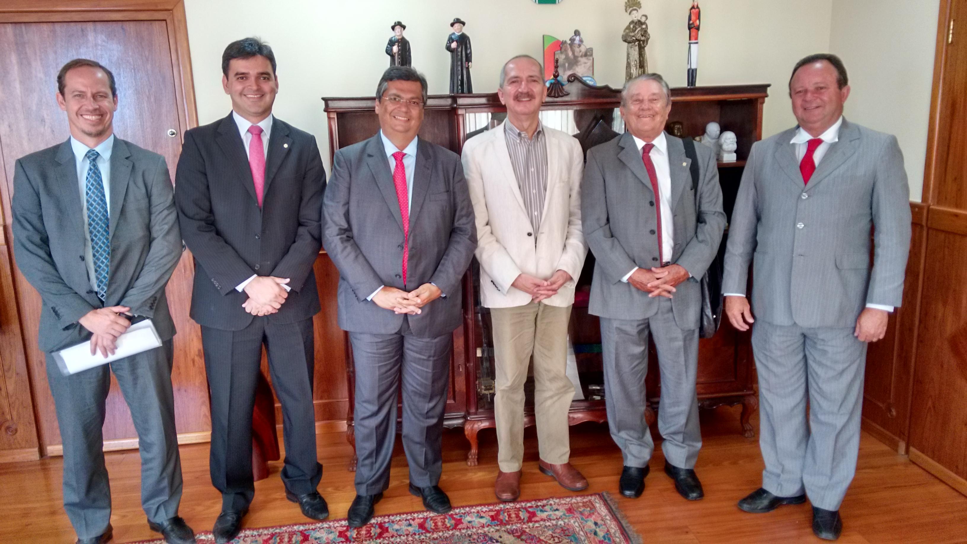 Foto 1 - reuniao_ministerio_defesa