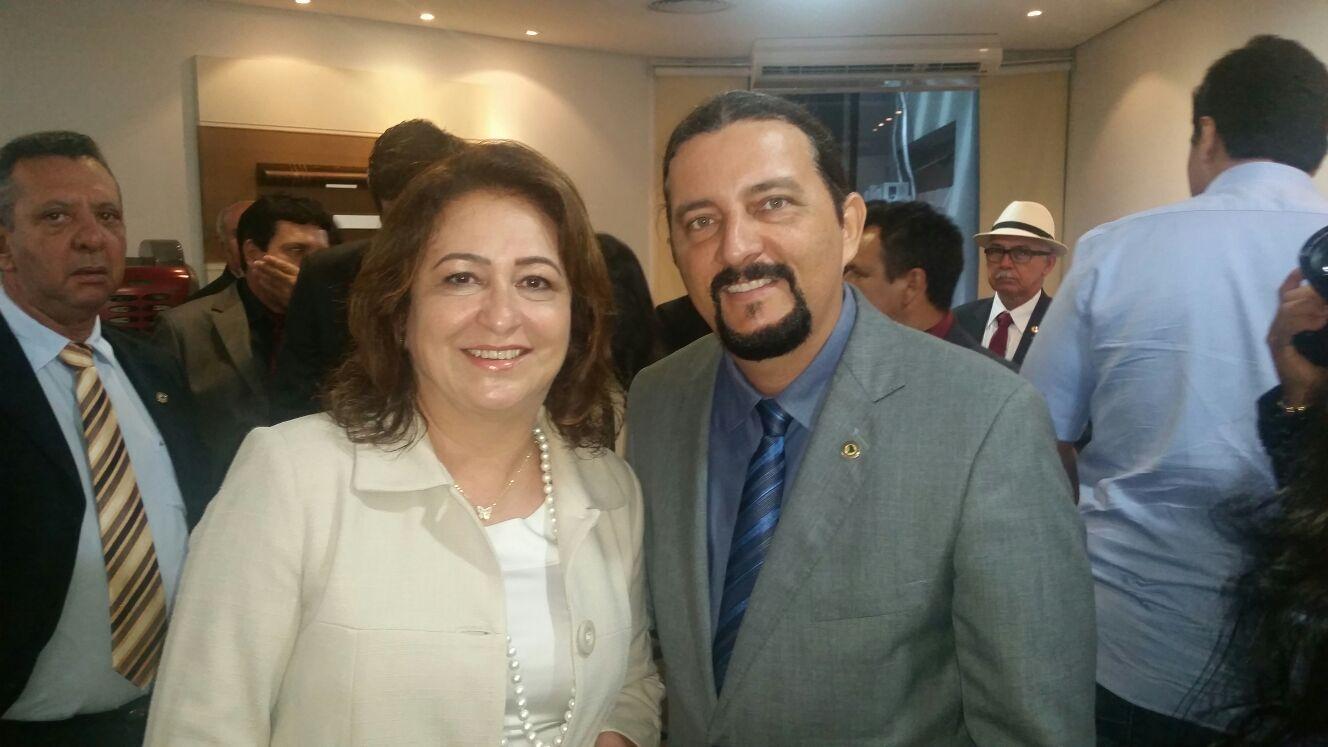 Ministra Katia Abreu