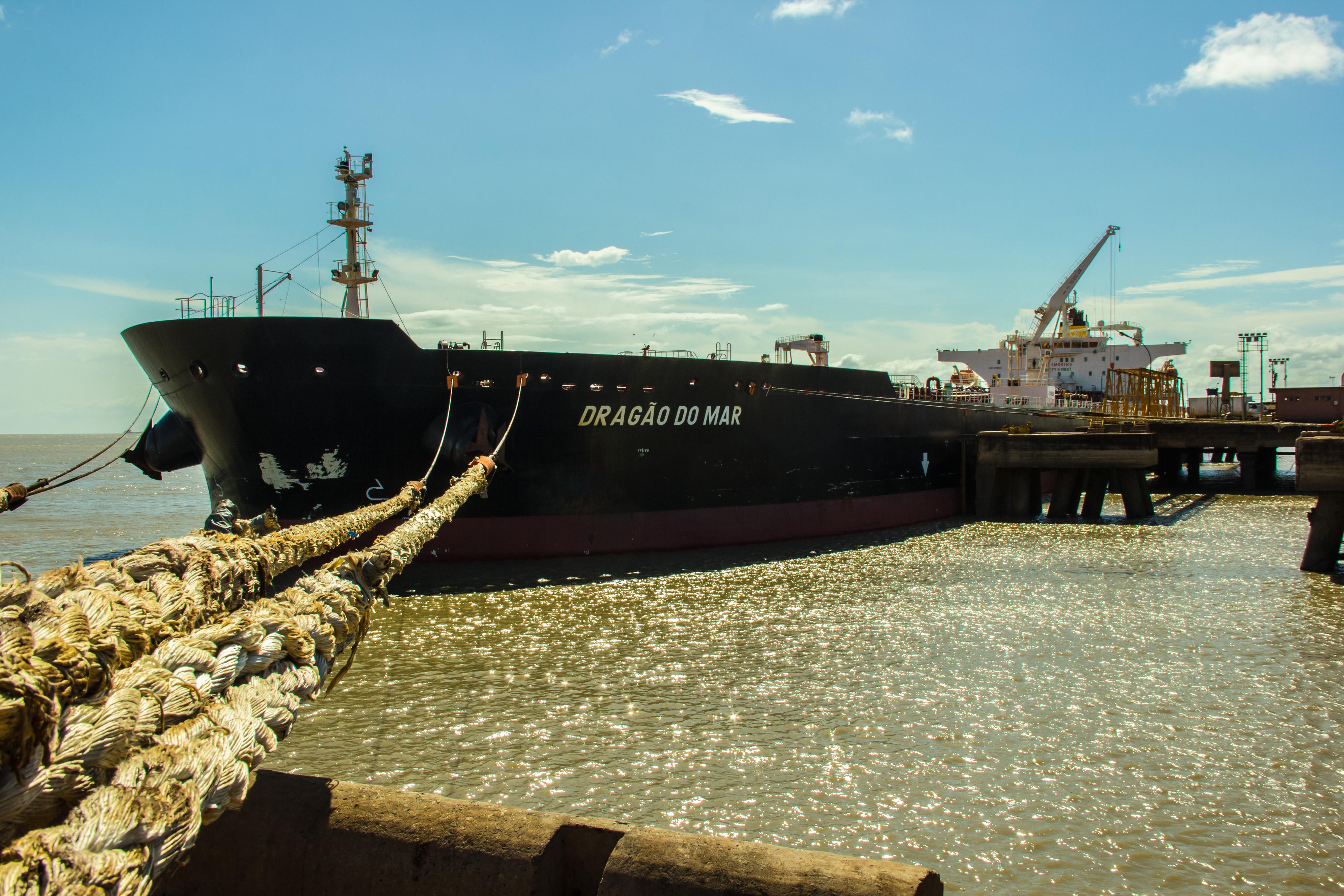 Foto 2_Divulgação_Emap_23-03-2016 - Porto do Itaqui recebe um dos maiores navios de bandeira brasileira