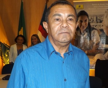 Afonso Celso, prefeito de Presidente Juscelino.