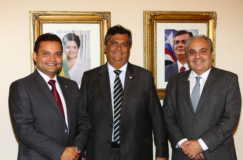 Foto 1_Gilson Teixeira_25-04-2016- Governador assina nomeação de Werther Moraes Junior com Defensor Geral