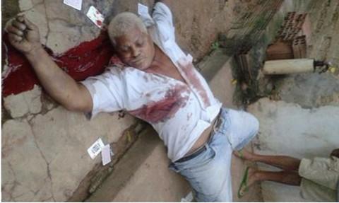 Homem que foi assassinado pelo irmão do prefeito de Senador Alexandre Costa.
