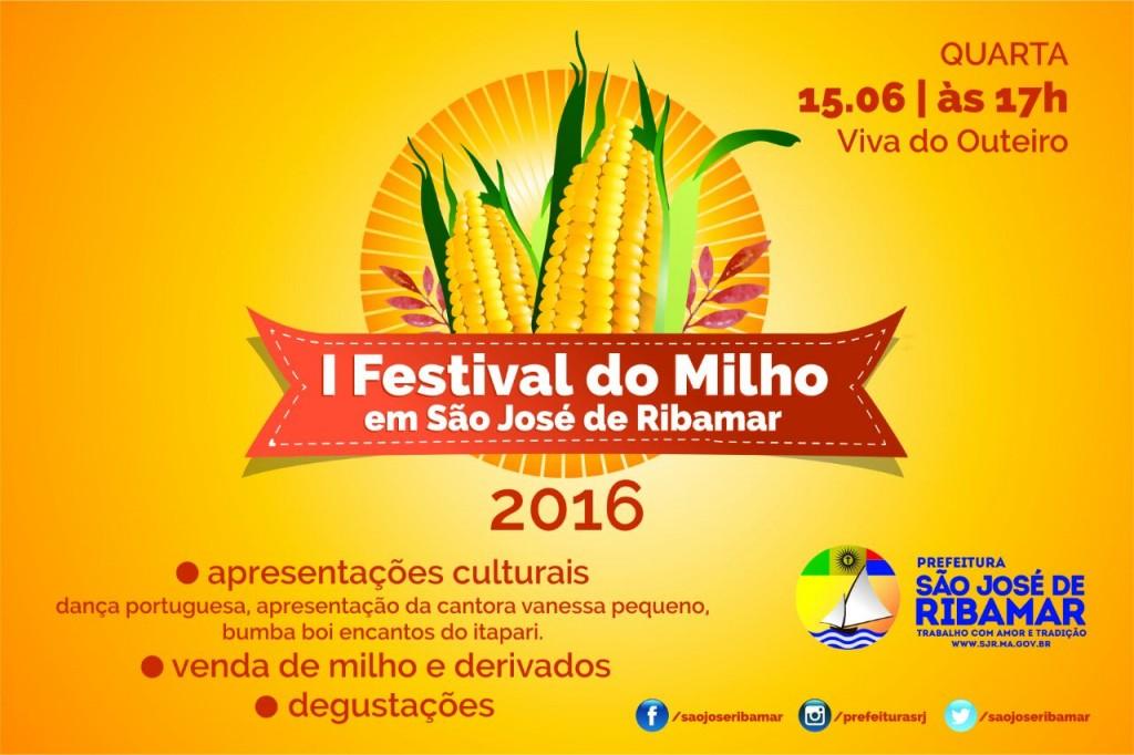 festival milho