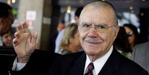 O ex-presidente do Senado Jose Sarney.