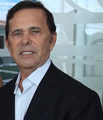 Empreiteiro Antônio Barbosa.