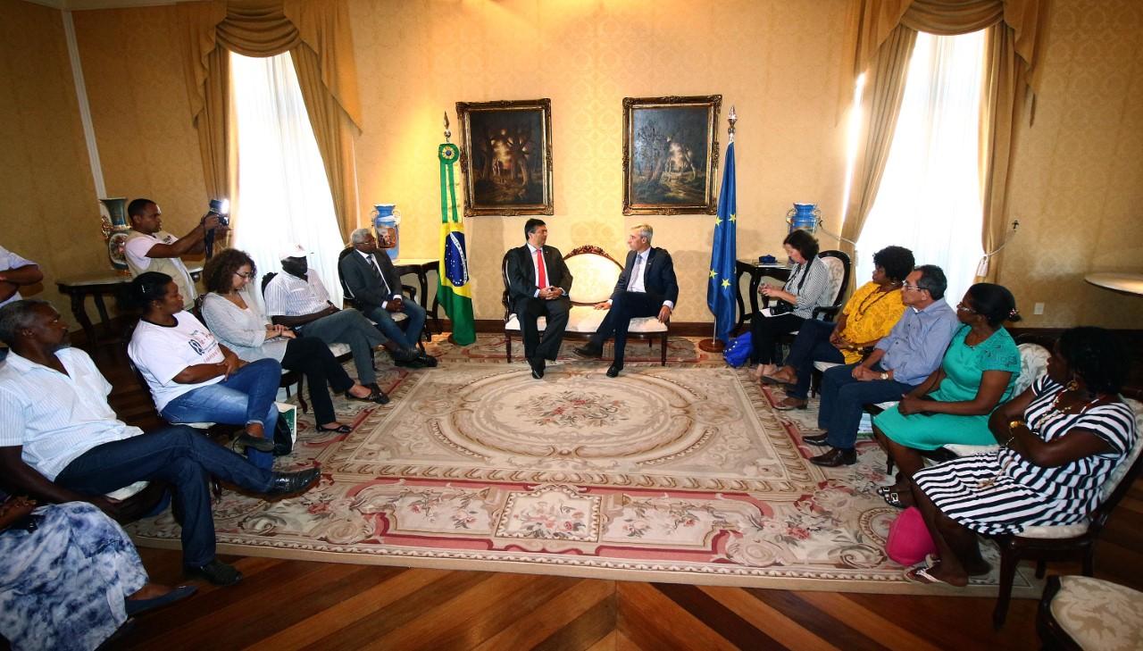 thumbnail_Foto 2_Gilson Teixeira_30-06-2016 - Embaixador da União Europeia no Brasil - João cravinho (2)