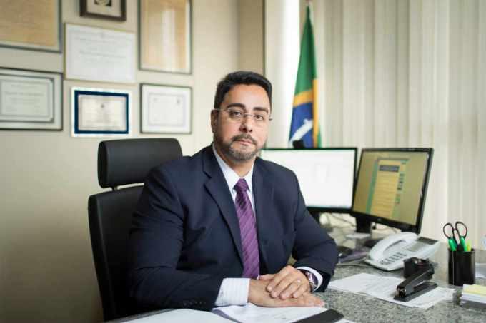 Marcelo Bretas: discreto, ele está à frente do núcleo carioca, cada vez mais importante para a Lava-Jato (Leo Martins/AG. O Globo)