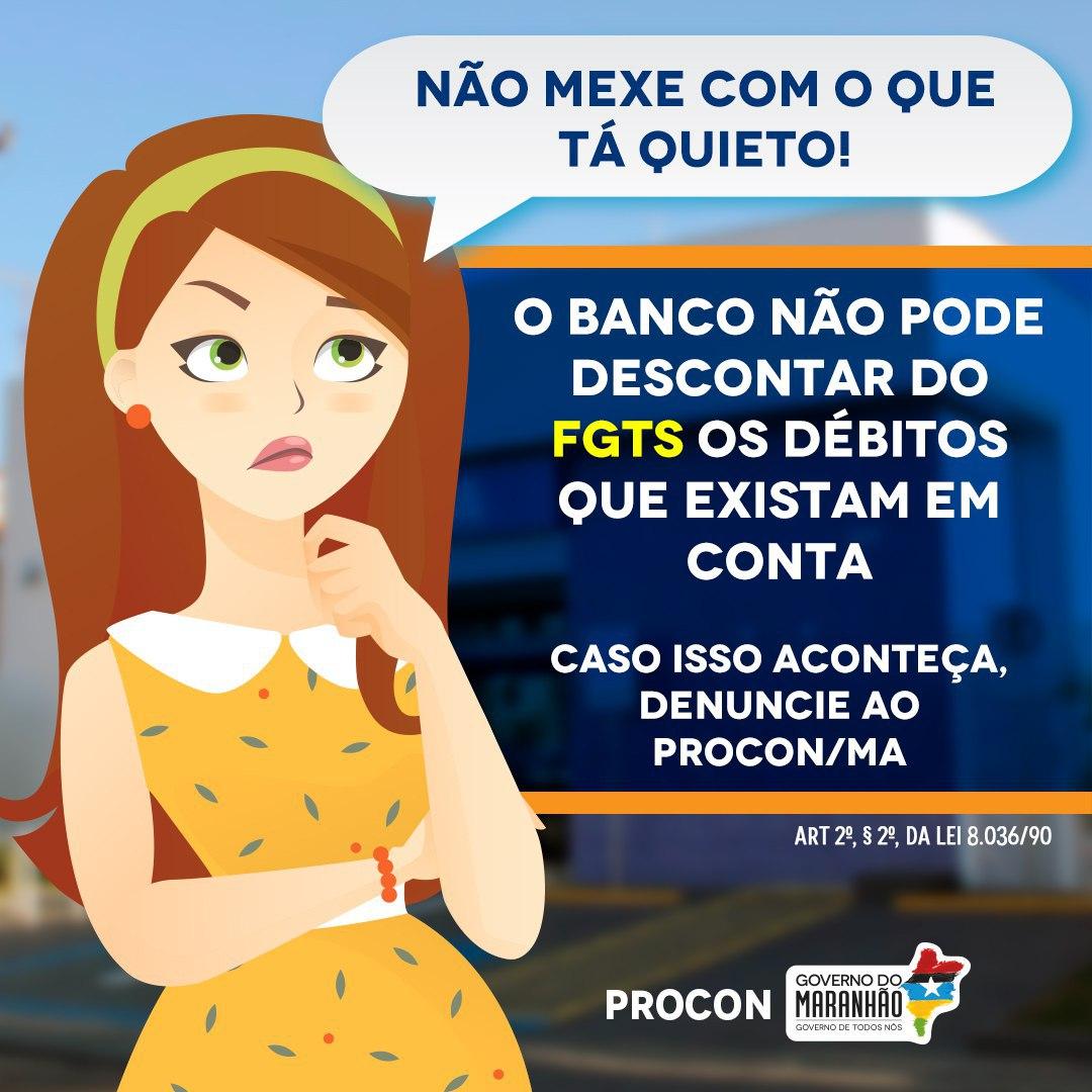 Foto 1_Divulgação_Procon_07032017 - PROCON notifica bancos para prevenir cobranças indevidas no FGTS