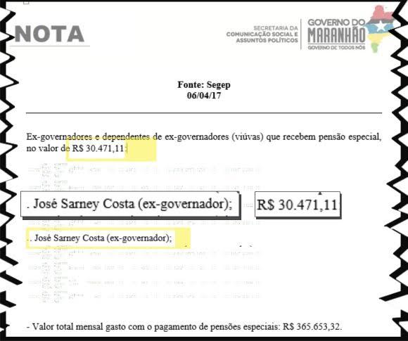 Sarney-Maranhão