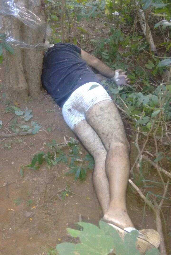 Professor é achado morto amarrado e amordaçado em Paraibano