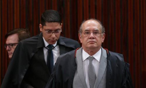 Gilmar Mendes, presidente da casa Foto: Daniel Teixeira/Estadão