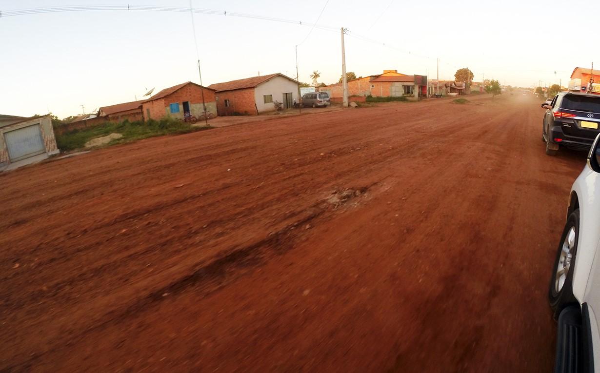 thumbnail_Avenida Brasil em Carolina será pavimentada pelo Governo do Estado atendendo pleito do deputado Léo Cunha