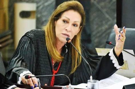 Desembargadora Nelma Sarney, vítima da intromissão do governador do Maranhão.