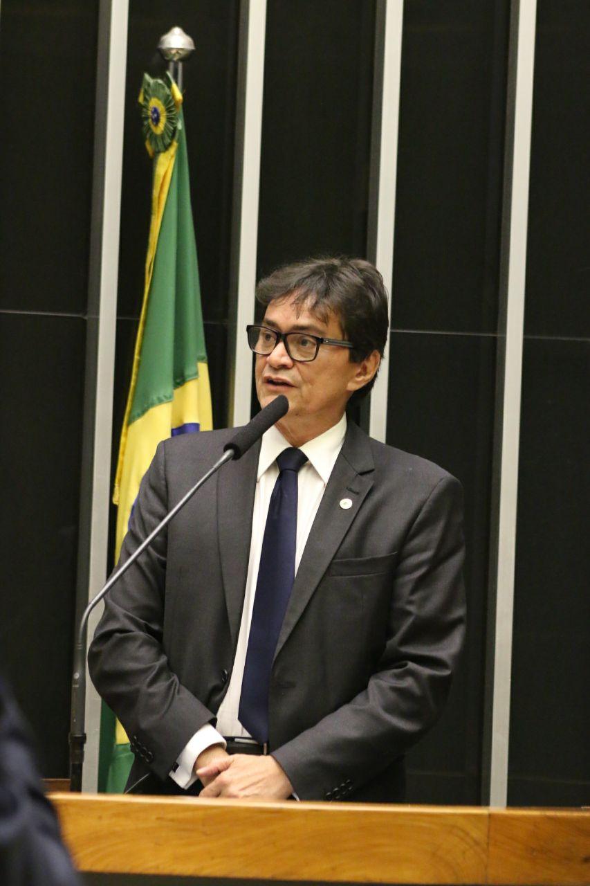 thumbnail_Deputado Léo Cunha em discurso na Câmara Federal ressalta trabalho prestado pelo Hospital Aldenora Bello eo povo do Maranhão.