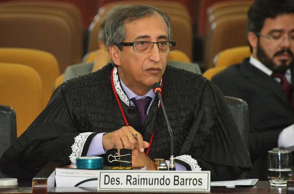 Desembargador Raimundo Barros.