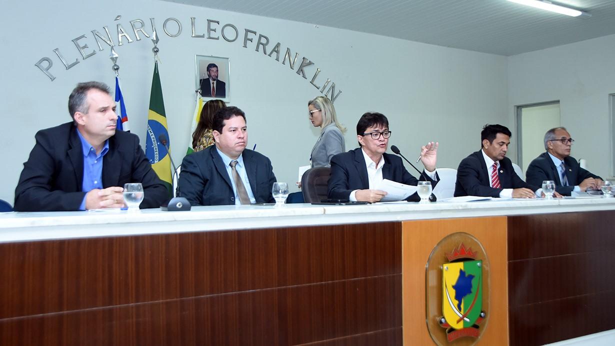 thumbnail_Audiência Pública presidida pelo deputado Léo Cunha tratou sobre a degradação no Rio Tocantins em Imperatriz