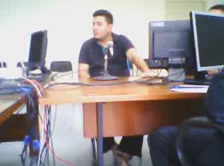 Soldado Paiva, durante audiência com juiz federal. Na ocasião, o militar fez relatos bombásticos.