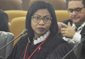 A relatora do processo é a desembargadora Angela Salazar (Foto: Ribamar Pinheiro)