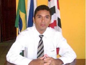 O prefeito balaio Atemir Botelho.
