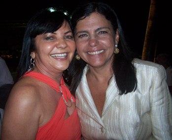 Tina Monteles terá apoio da governadora Roseana Sarney.