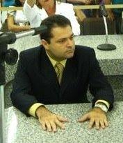 O opositor Marcelo Meneses.