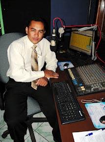 Jornalista Antônio Marcos.