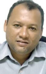 Prefeito de Cajapió Francisco Xavier Silva Neto