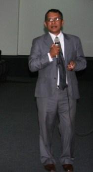 Delegado responsável pela apuração do caso que envolve políticos.