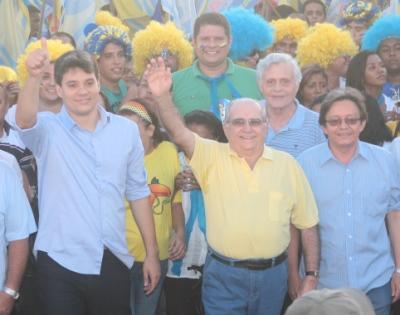 A contribuição de Neto Evangelista na campanha de Castelo.