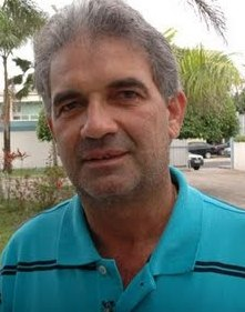 Candidato Reinaldo Calvet.