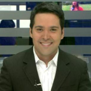 O apresentador do programa Na Hora D.