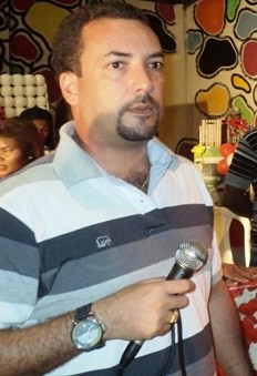 O prefeita traíra Delmar Sobrinho.