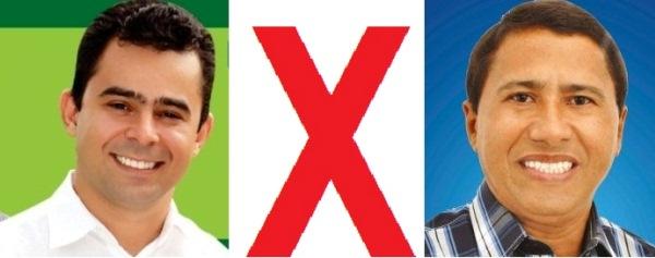 Eric Costa vence a pesquisa Escutec/O Estado. Já Carlito Santos vence a pesquisa Econométrica.