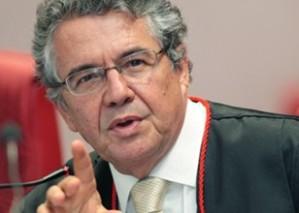 Ministro do TSE.